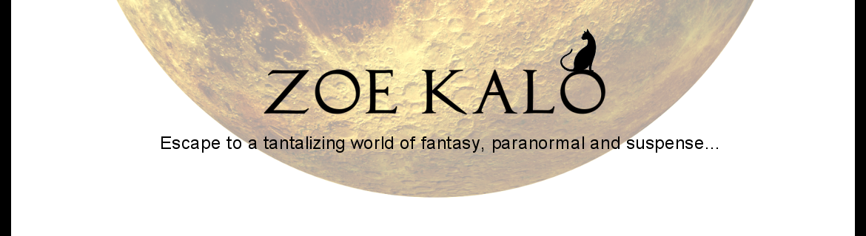 Author Zoe Kalo